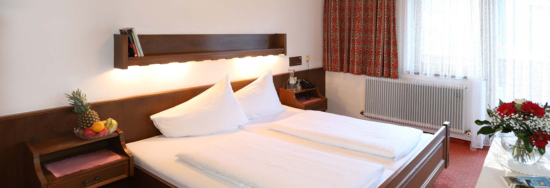 Bauernhof Hotel Almhof Urlaub in Neustift Hotel in Milders Tirol