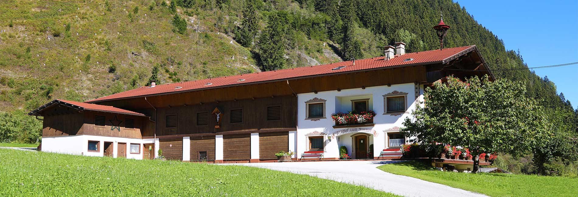 Bauernhof Hotel Neustift Milders Stubaital Tirol