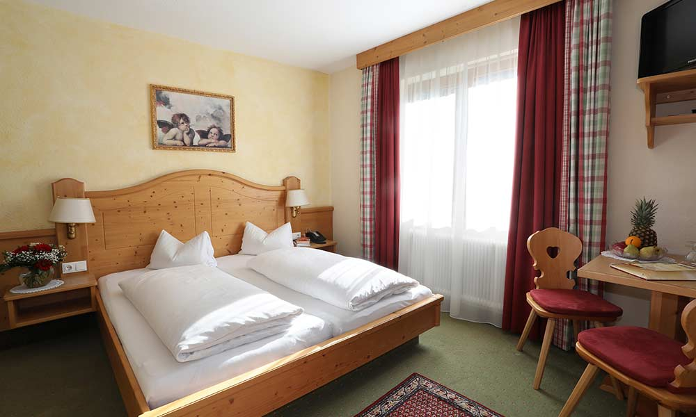 Almrausch double rooms