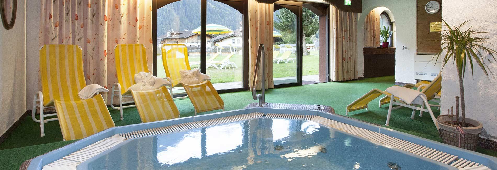 Erholung im Hotel Almhof in Neustift Milders Tirol Österreich