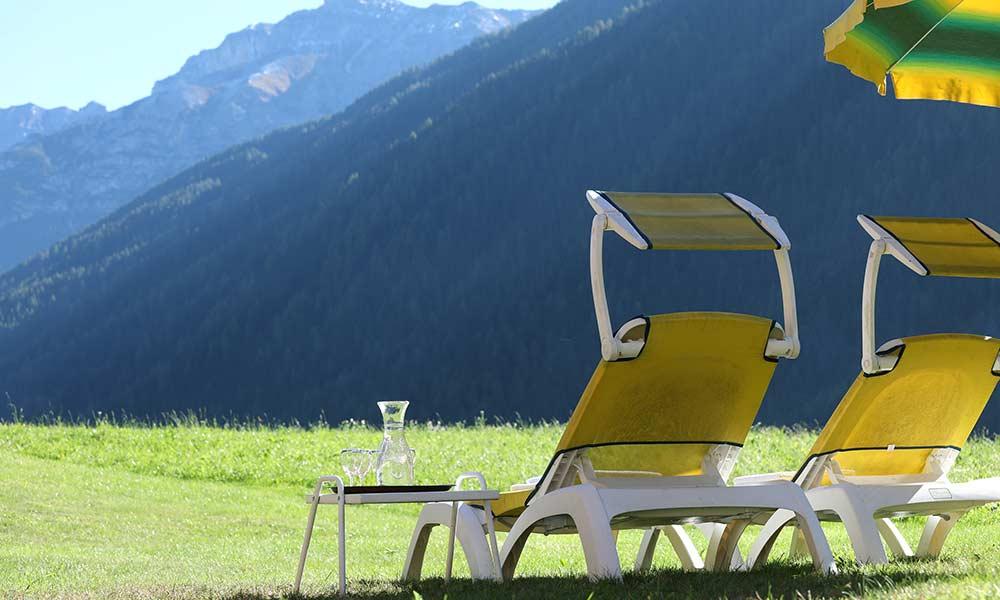 Wellness Massagen Hotel Almhof Pension Almrausch Urlaub im 4 Sterne Hotel in Neustift Milders Stubai Tirol