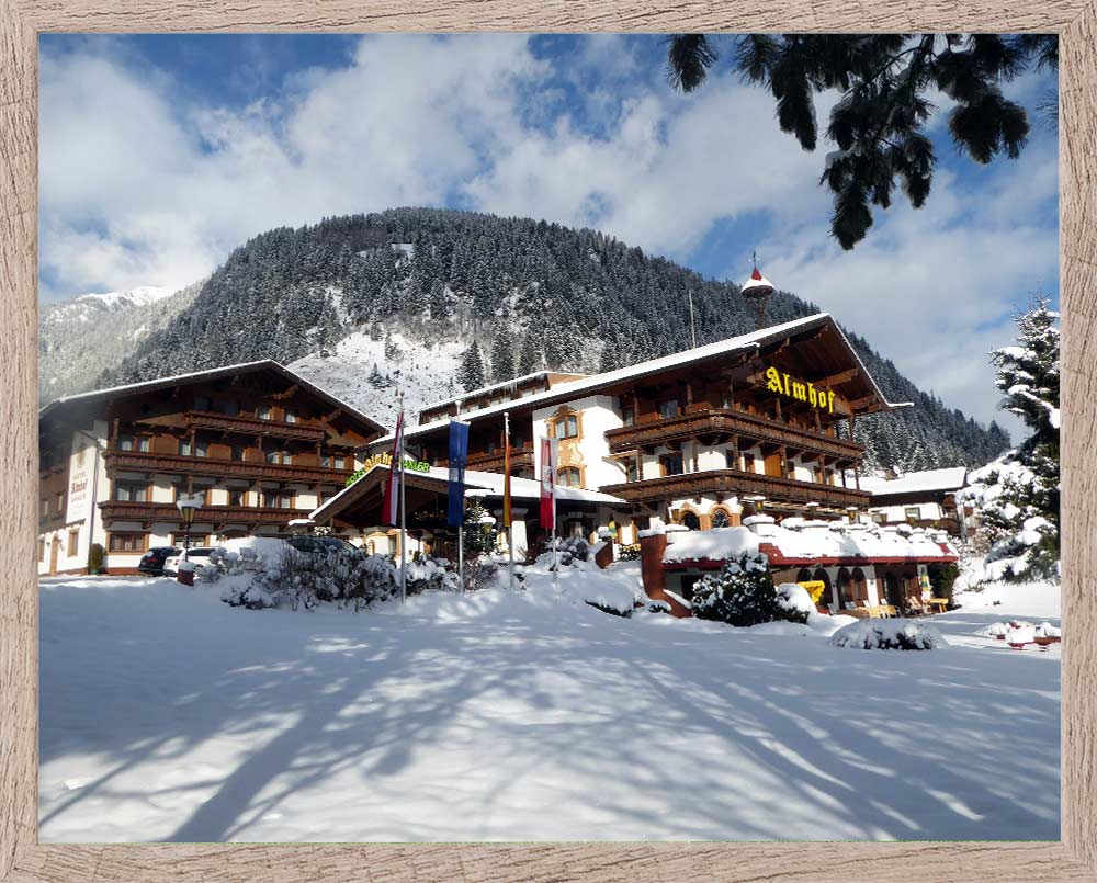 Hotel Almhof Four-star comfort and 60,000 m² of pure nature