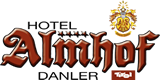 Hotel Almhof | Pension Almrausch | Bio-Bauernhof | Chalet Claudia Logo