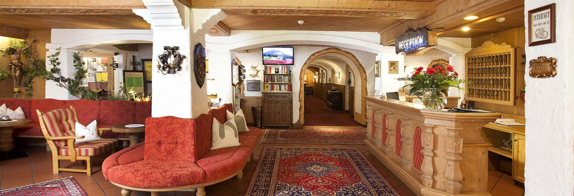 Hotel Almhof Urlaub im 4 Sterne Hotel in Neustift Milders Stubai Tirol