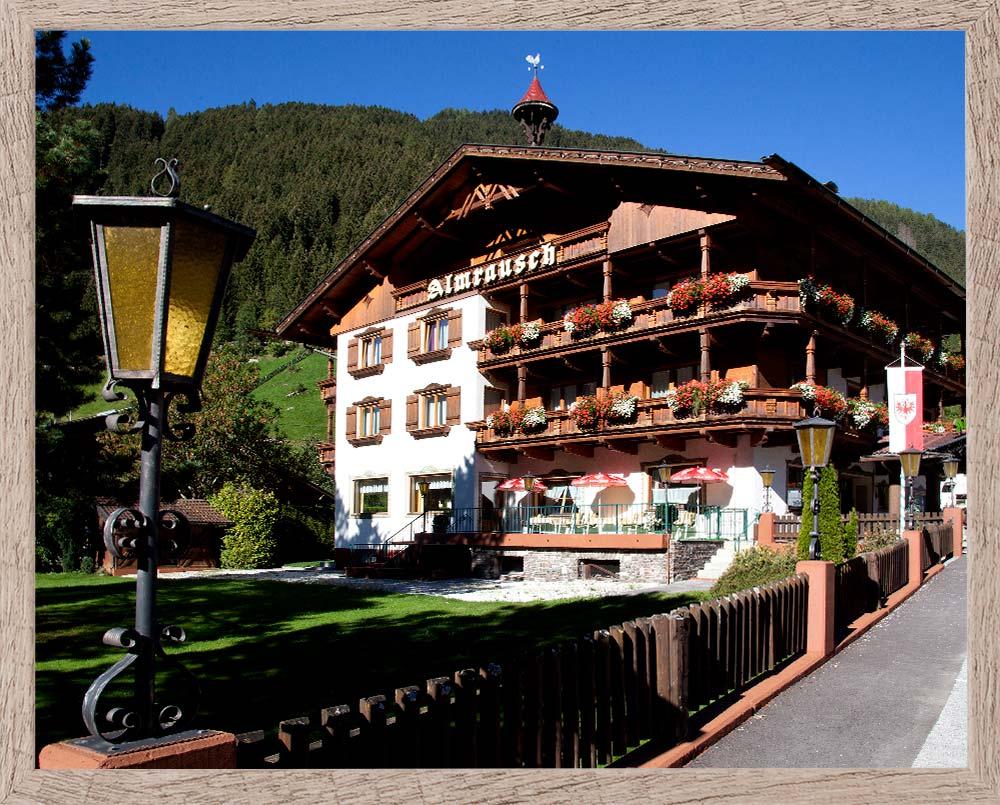 Hotel Almhof Danler Hotel in Neustift Stubaital Tirol 4-Sterne-Hotel