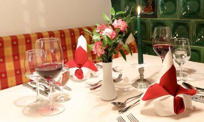 Inklusivleistungen Kulinarisches Kulinarium Hotel Almhof Urlaub in Neustift Milders Tirol Österreich