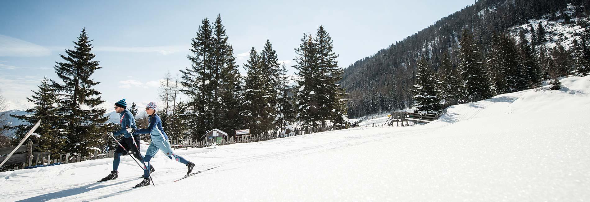 Winterurlaub im Stubaital Hotel Almhof Neustift Milders Tirol