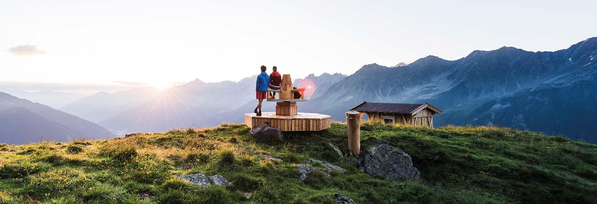 Almrosenpauschale Hotel Almhof Milders Neustift Stubaital Tirol Austria