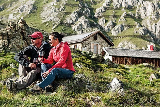 Herbstsonnenpauschale Hotel Almhof Milders Neustift Stubaital Tirol Austria