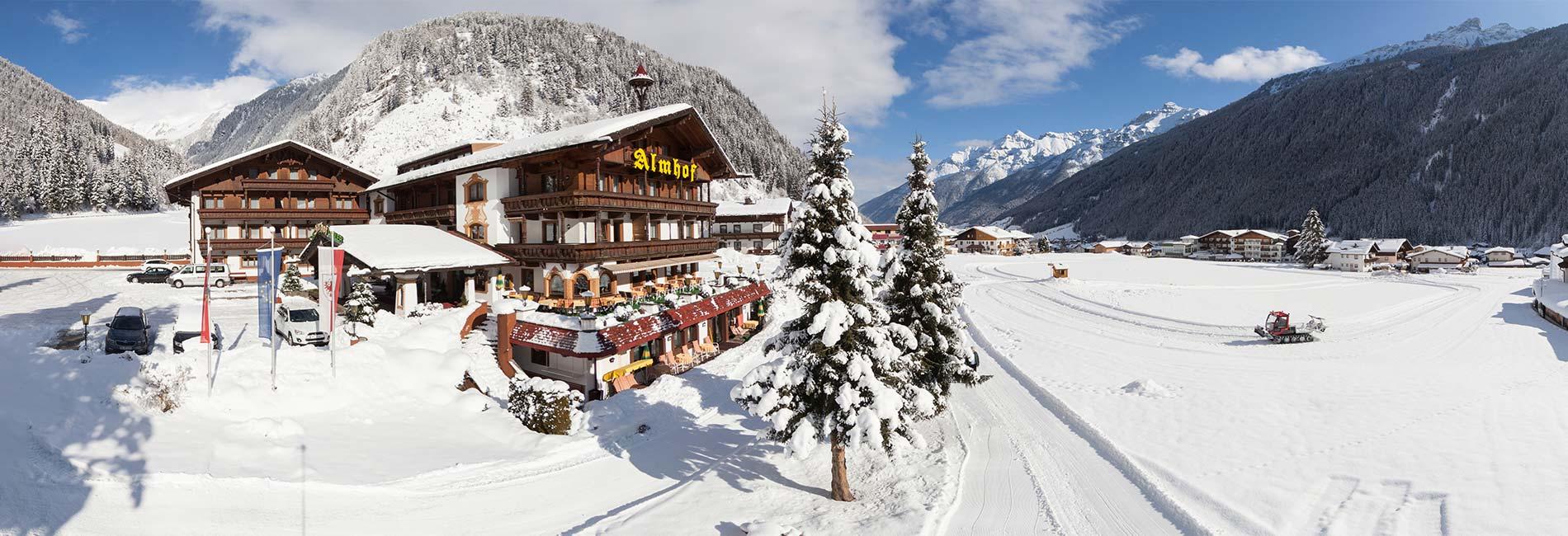 Hotel Almhof Neustift im Stubaital Urlaub in Tirol