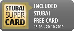 Stubai Super Card Hotel Almhof